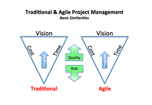 Traditional Agile Project Management